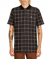 POLO TRIKO VOLCOM WOWZER PLAID